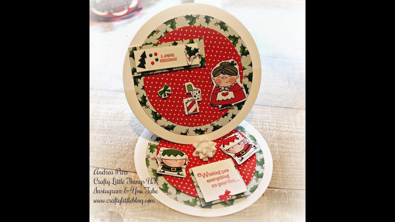 Circle christmas cards christmas cards cards holiday