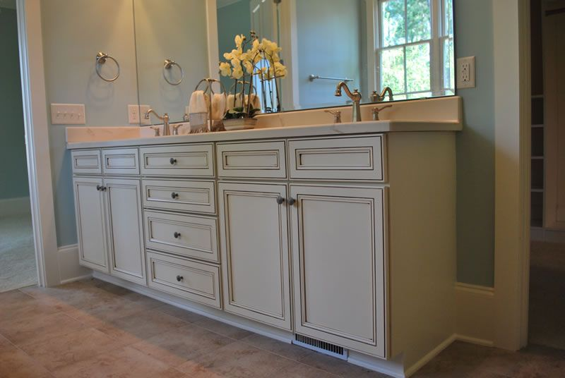Diy painting bathroom cabinets would you paint this - How do you paint bathroom cabinets ...
