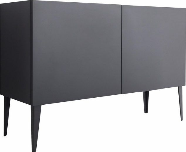 Places Of Style Sideboard Zela 2 Turig Mit Fussen Breite 123