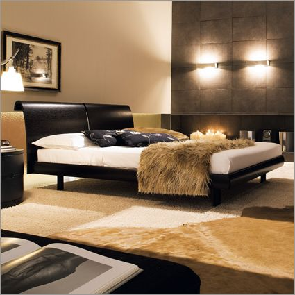 Silenia High End Bedroom Luxury Furniture Design