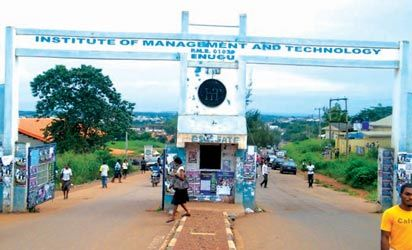 Enugu State Upgrades IMT to degree-awarding institution The