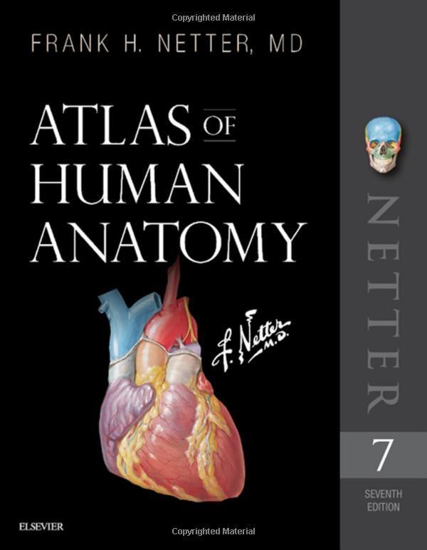 Atlas of Human Anatomy, 7e, 2018 | Pinterest | Human anatomy