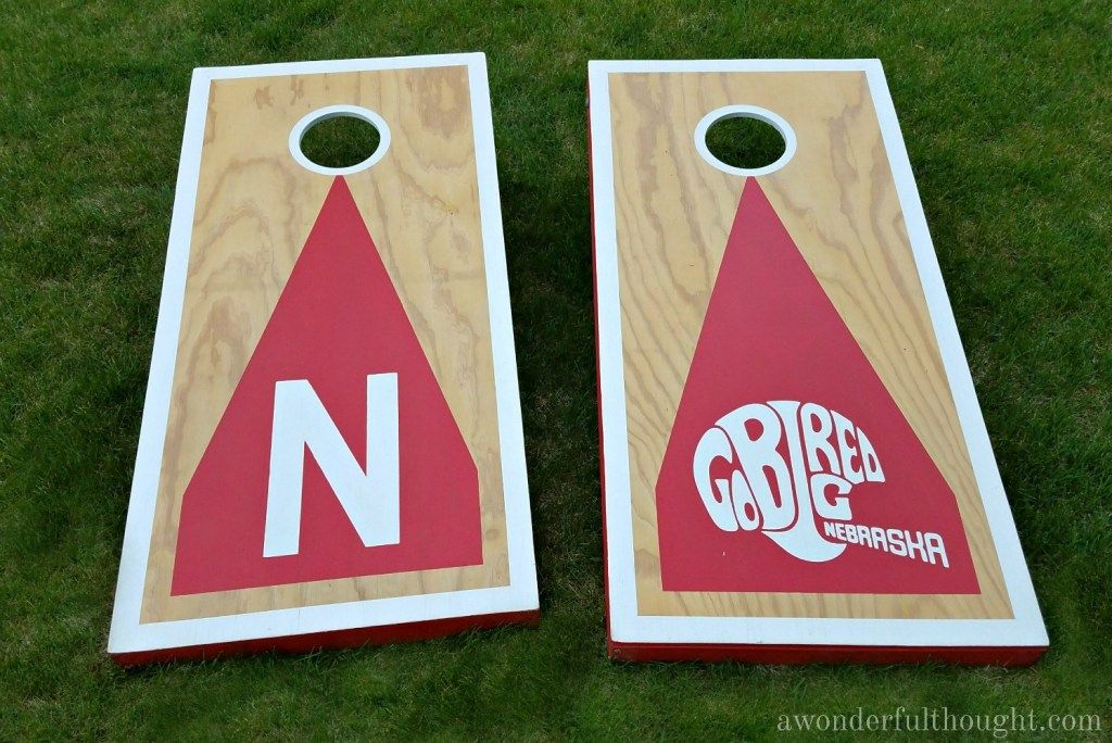 Diy Boards How To Build A Corn Hole Board