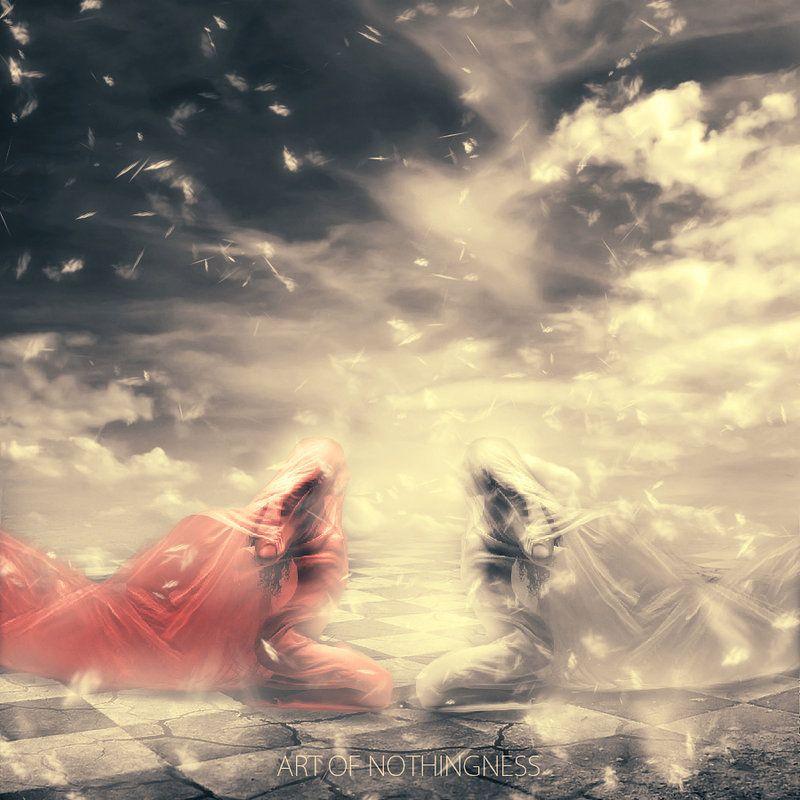 Red And White by artofnothingness.deviantart.com on @deviantART