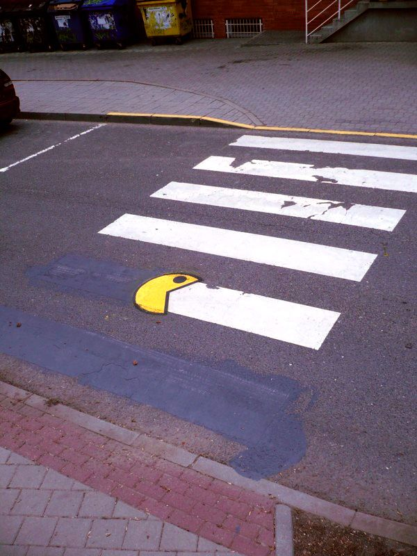 PacMan is coming !