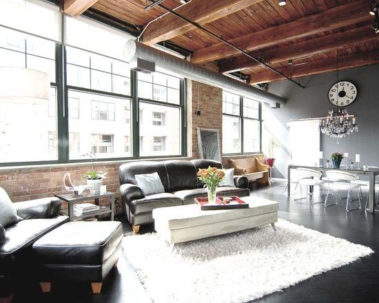 16 coole Wohnzimmer Design Ideen mit Backsteinmauern   Wohnzimmer design, Wohnstile, Wohnen