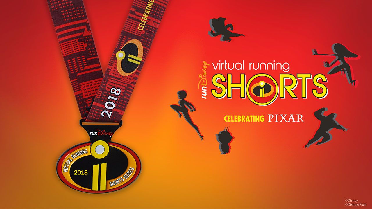 Rundisney Virtual Running Shorts Series Returns This Summer Virtual Run Run Disney Running Shorts