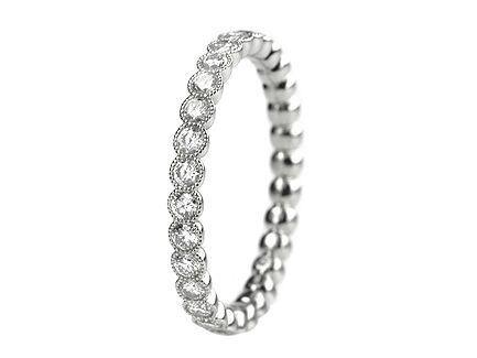 Diamond Wedding Bands London Platinum Eternity Ring Uk Eternityringsuk