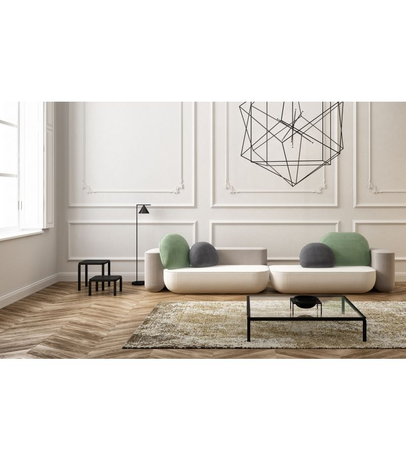 Okome Alias Modular Sofa Luxury Furniture Stores Bedroom