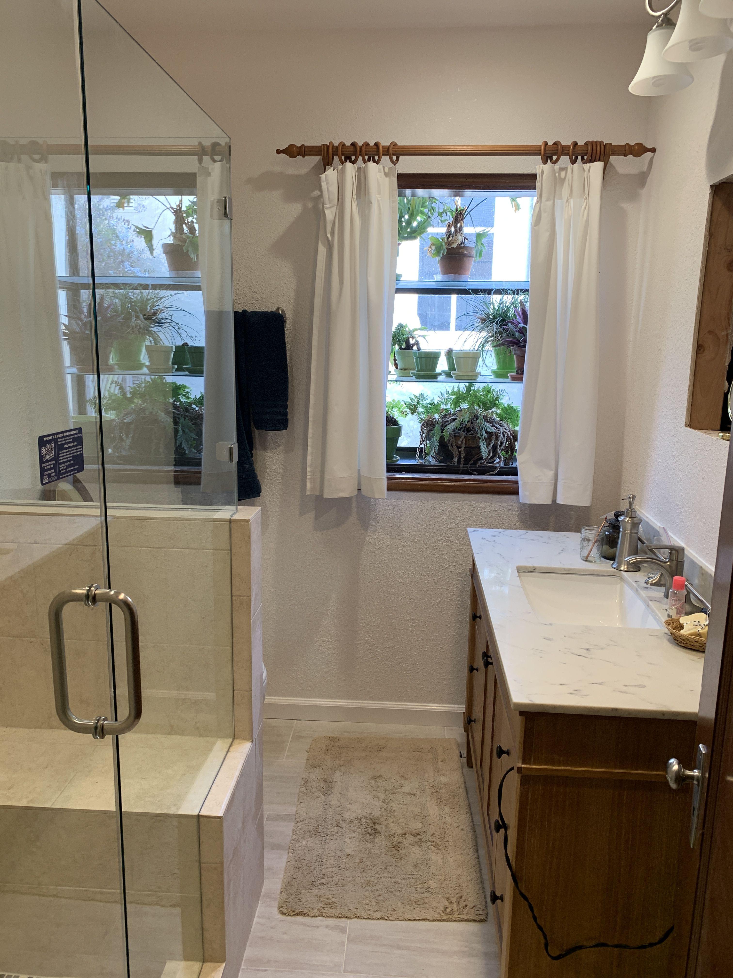 Pin By Promodeling Inc On Bathroom Kensignton Framed Bathroom