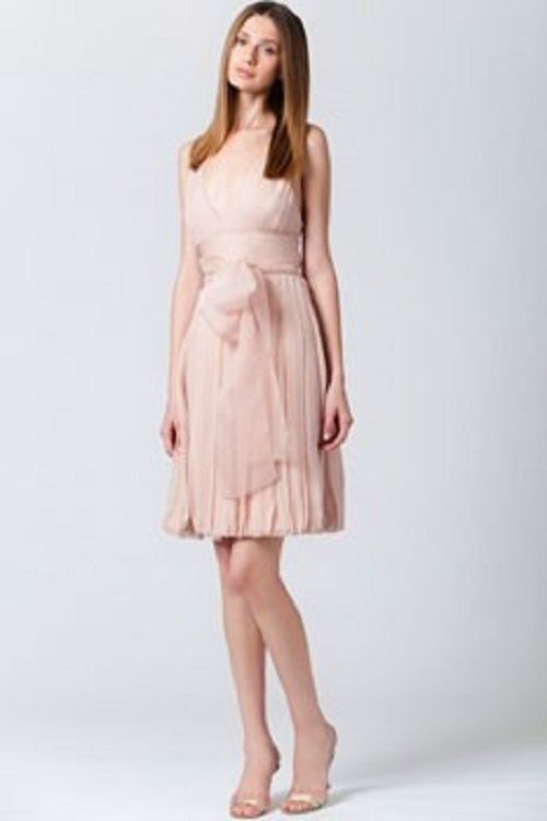 Vera wang bridesmaid dresses : Vera wang bridesmaid dresses blush ...