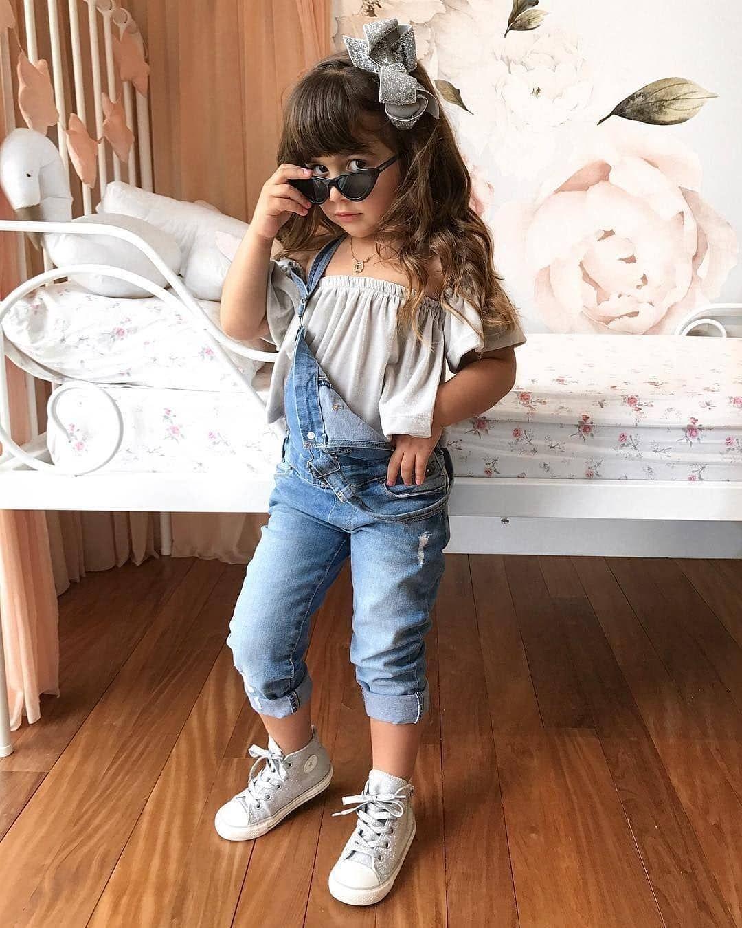Good Morning Estilosas Moda Para Criancas Moda Infantil