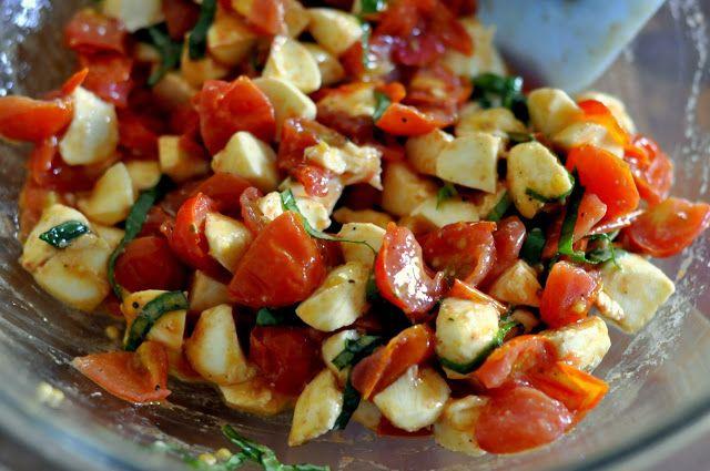 Caprese Salad | Taste As You Go