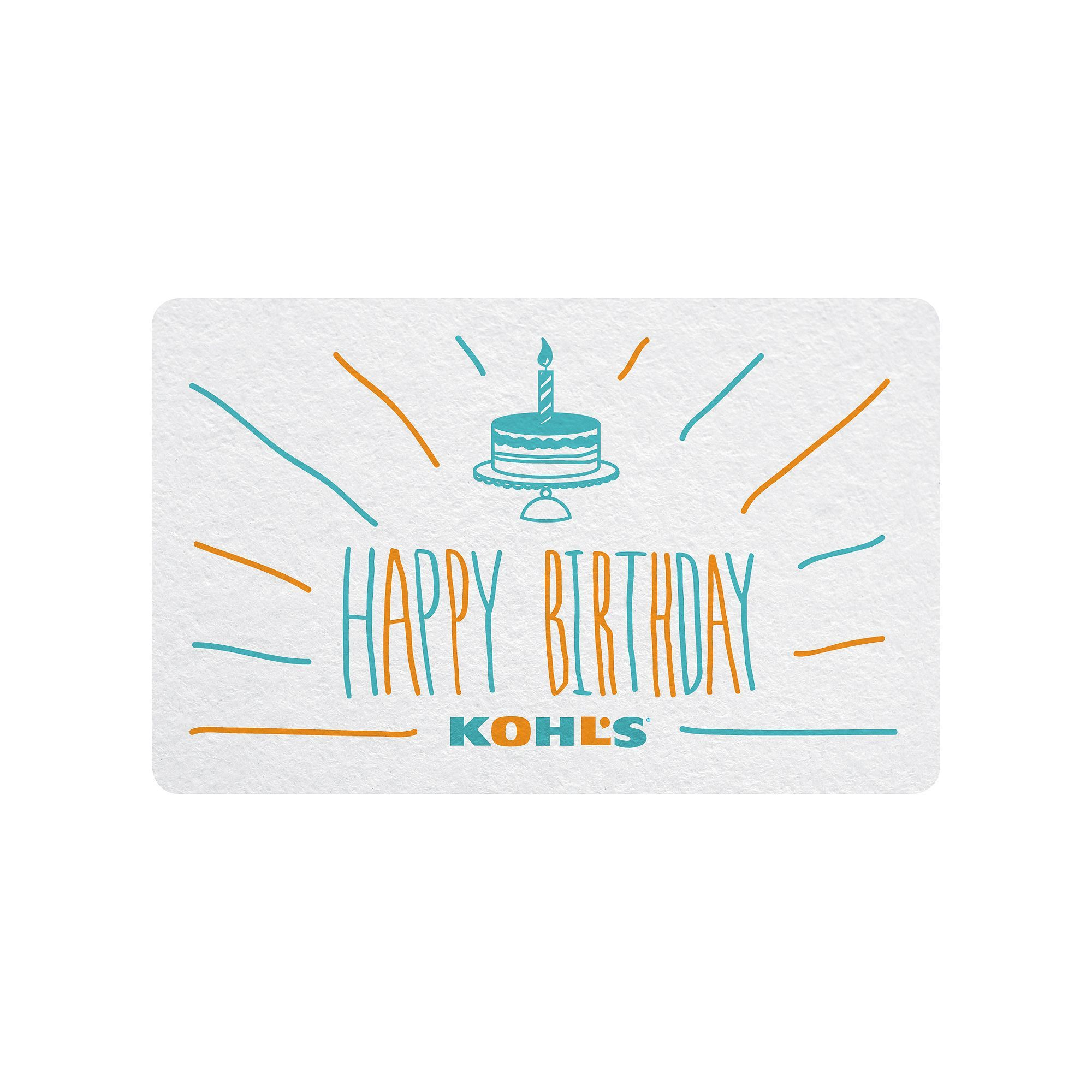 Happy Birthday Cake Gift Card Birthday Cake Gift Happy Birthday Cakes Gift Cake