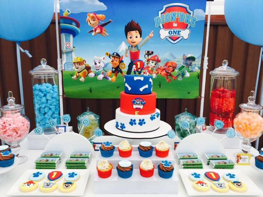 Pin By Lauren On Paw Patrol Party