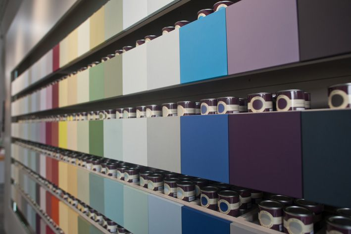 Farrow And Ball München Perfect Paint From Farrow & Ball Munich Showroom ...