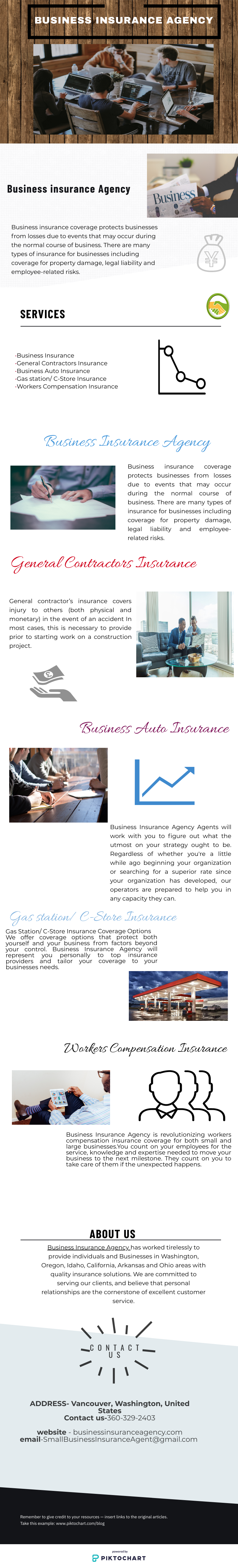Business Insurance Agency Is One Of The Leading Organisation In