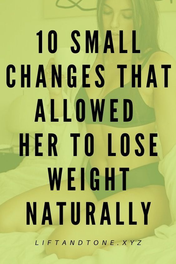 10 small changes you can make to lose weight naturally | weight loss easy | weight loss beginners |...