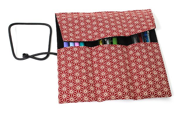 Make my own drawing pencil case- I would add a few pockets on the outside for sharpener/eraser.