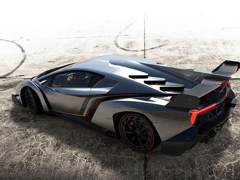 Lamborghini Veneno (   2013 Geneva International Motor Show) High  Resolution Image Of