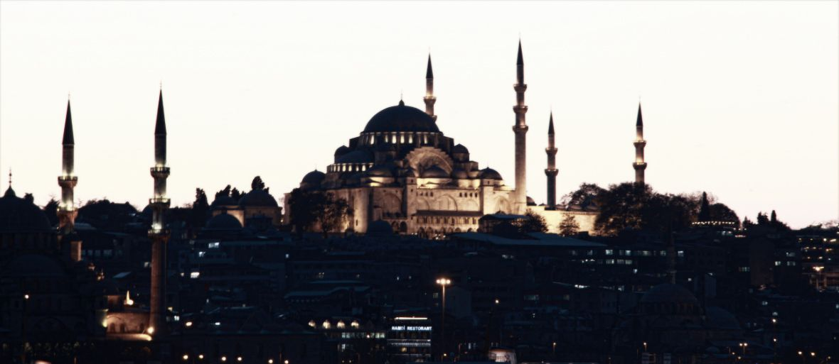 Mosquée Bleue (Sultanahmet Camii) Istanbul © Photo by Jessica Alexandre