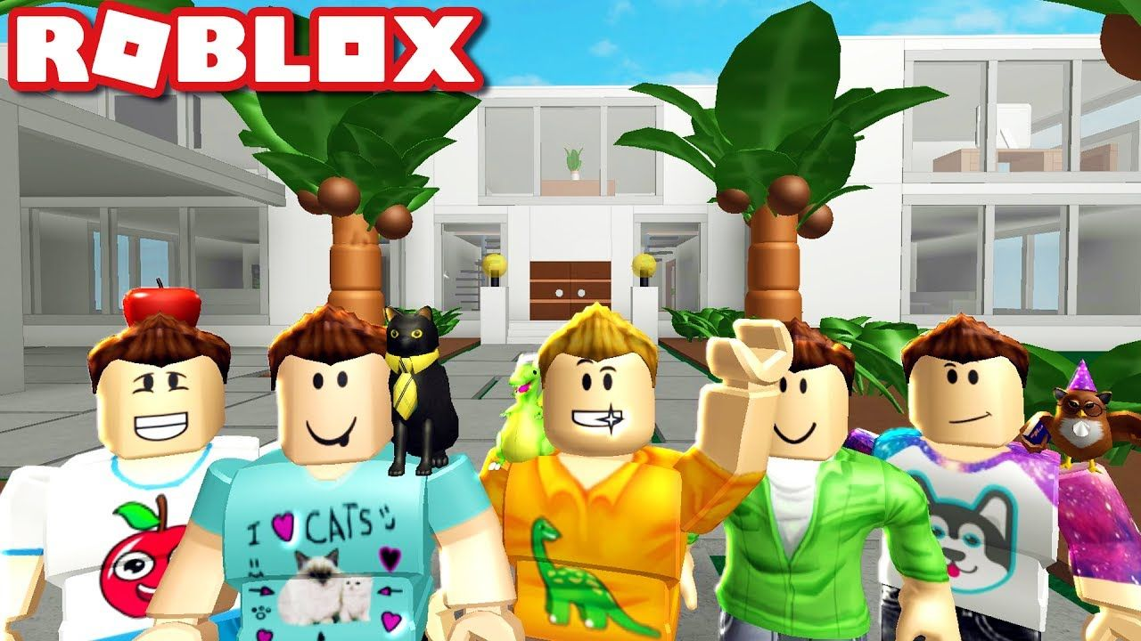 The Pals House In Roblox Youtube Roblox Pals Youtube