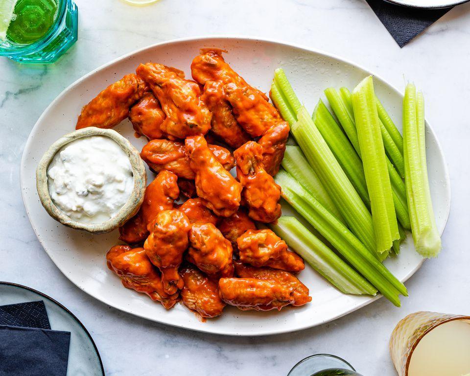 Make Your Own Finger Licken' Buffalo Chicken Wings ...