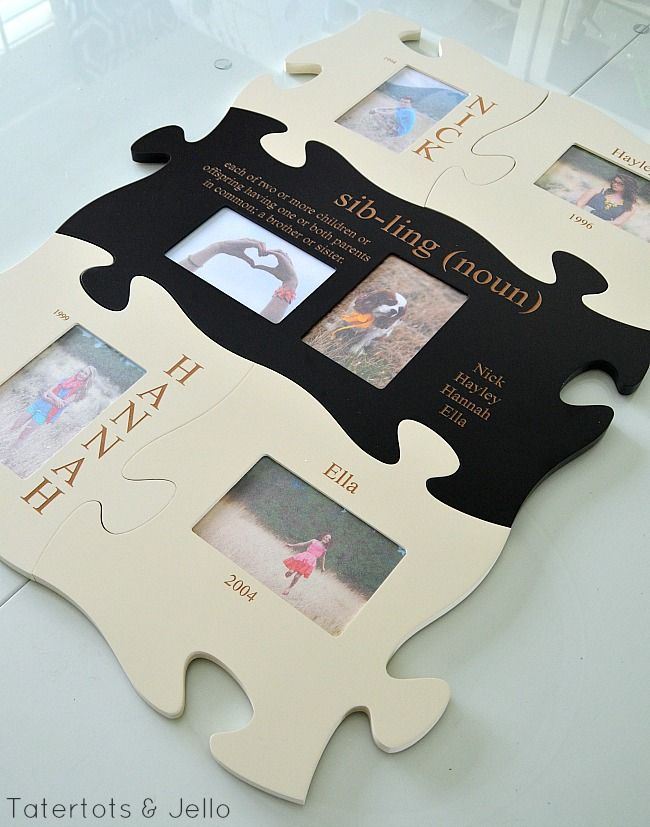 Display Family Memories With Puzzle Of Life Plus Win A 100 Credit