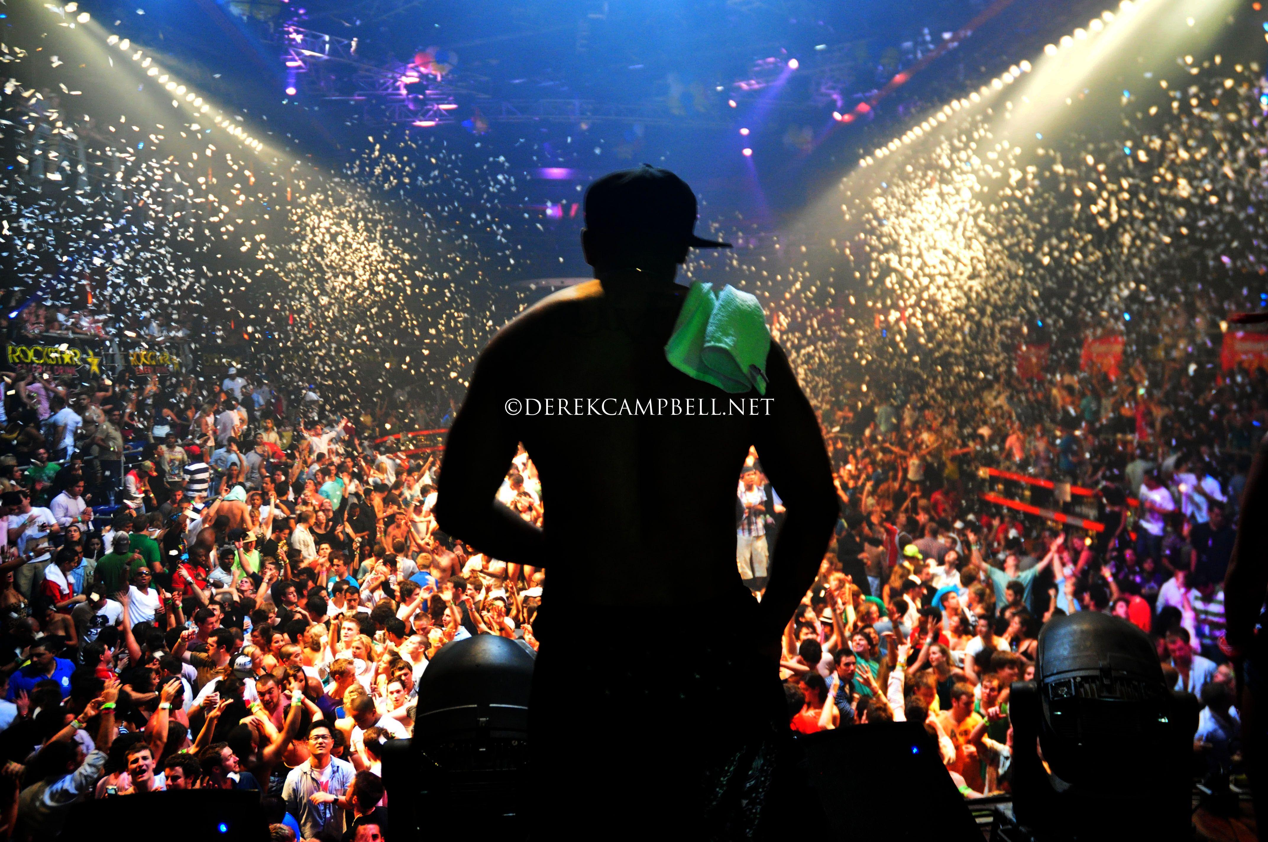 Esta Es Un Concierto A Las City Nightclub En Cancun Es Muy  # Muebles City Club