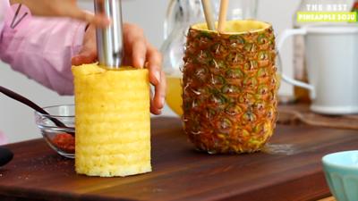 Photo of Pineapple Soju Recipe & Video – Seonkyoung Longest