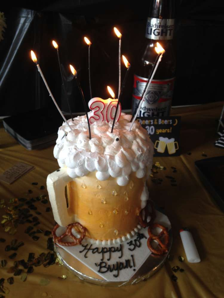 Beer Birthday Party Ideas Beer birthday party, Birthday