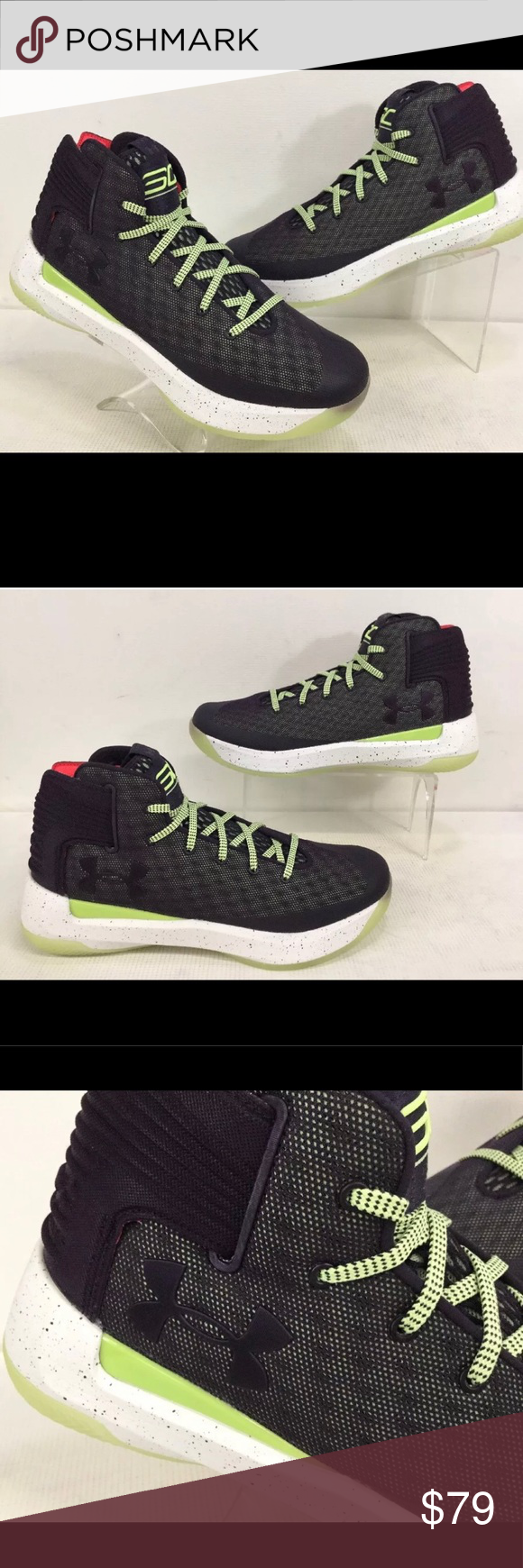 55c7352c289 Under Armour Steph Curry 3ZERO Basketball Shoes New with tags Under Armour  Shoes Athletic Shoes