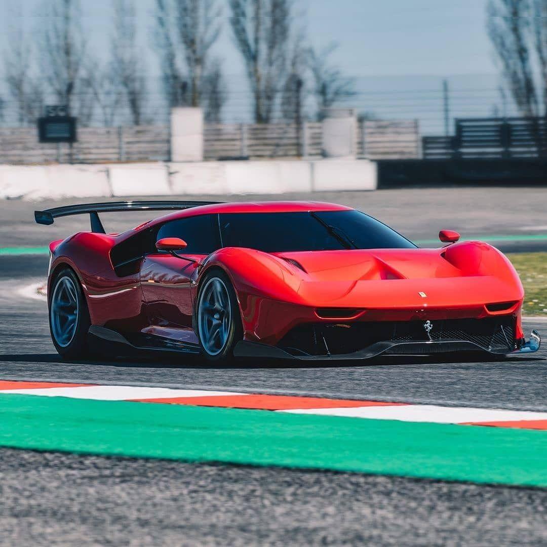 Ferrari P80 C Track Car Super Cars Sports Cars
