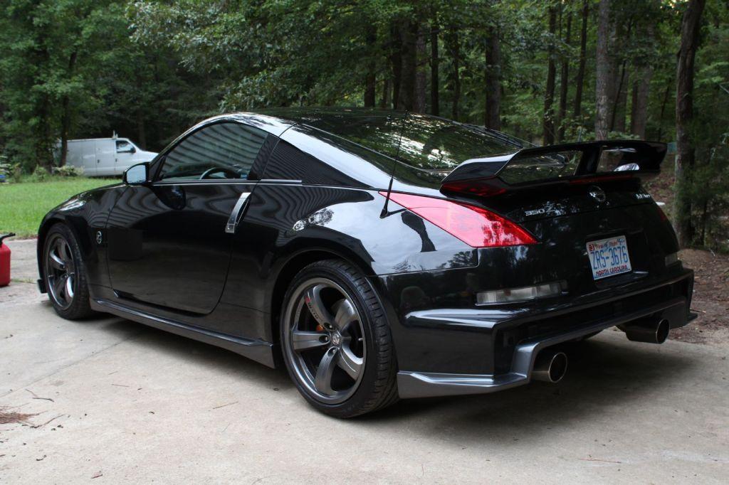 Nissan 350z Black Nissan 350Z NIS...