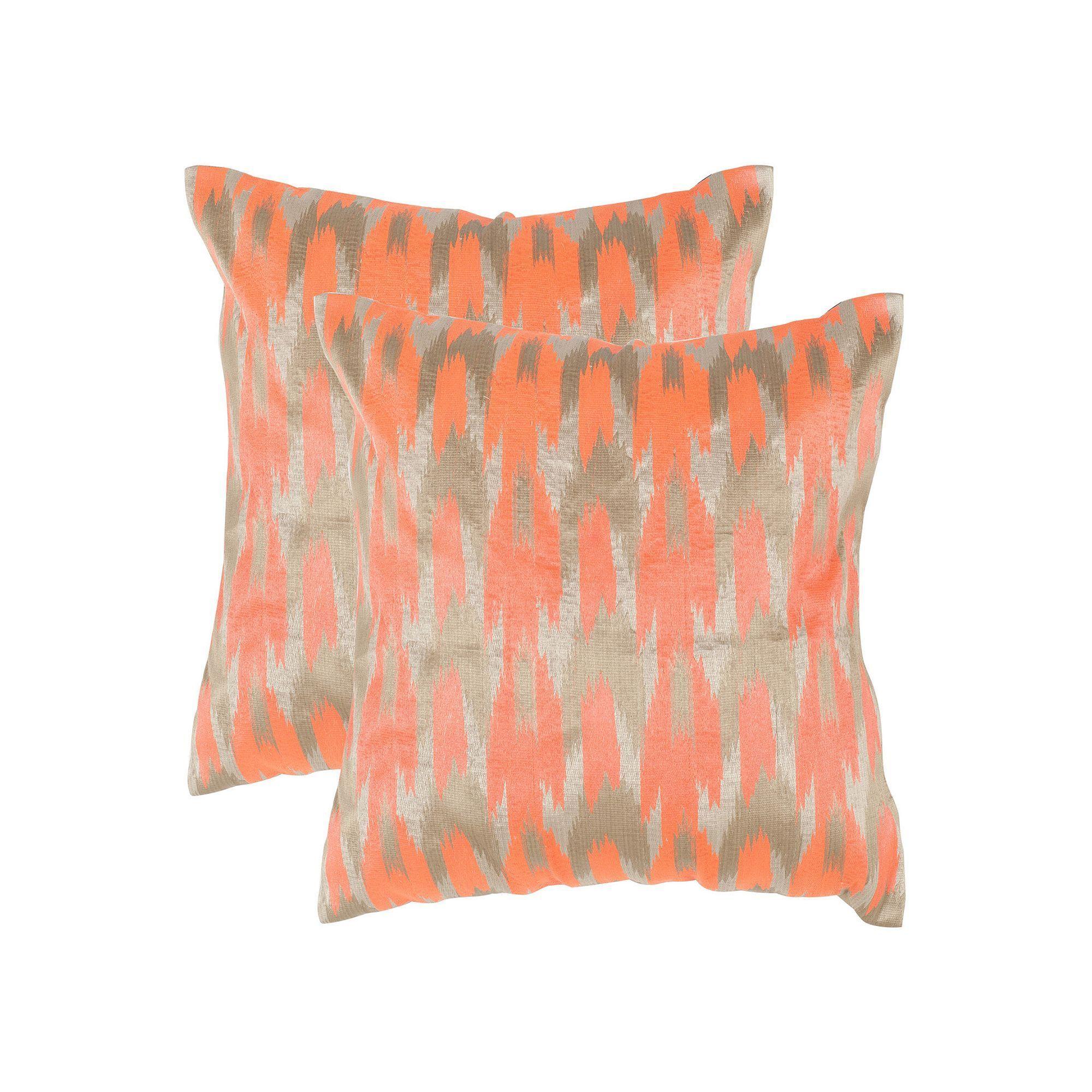 Safavieh piece boho chic throw pillow set throw pillow sets