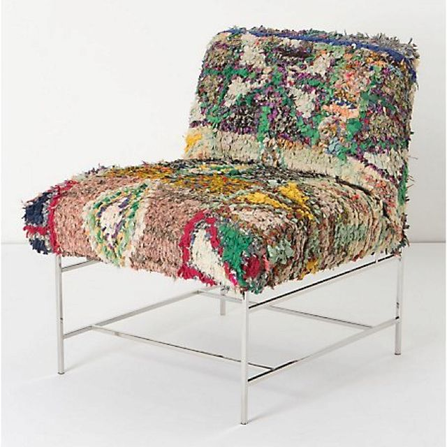 Modern Moroccan chair