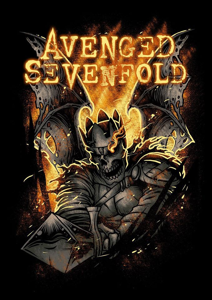 A7x Shepherd Of Fire Avenged Sevenfold Avenged Sevenfold