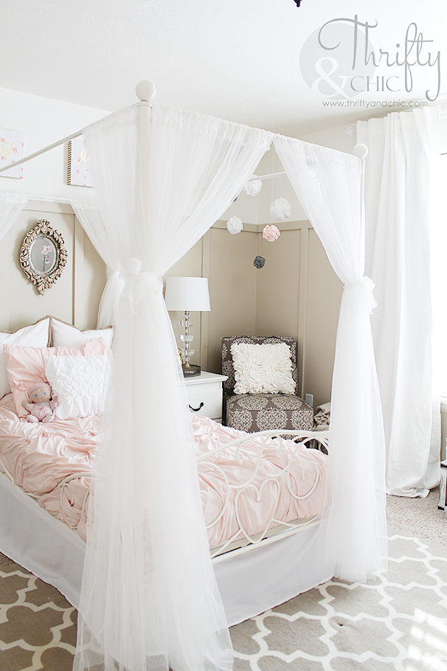 Your Beautiful Bedrooms! from Thrifty Decor Chick  Thrifty Bedroom Ideas