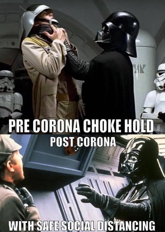 Sick and Tired Of The Panic? Here Are Some Hilarious Corona Virus Memes To Try And Brighten Your Day! – Part 8 - Ronin's Grips