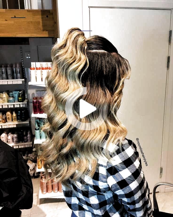 Youtube New The 10 Best Easy Hairstyles In The World Easy Hairstyle For Medium Hair For Frisuren Schulfrisuren Frisuren Lang