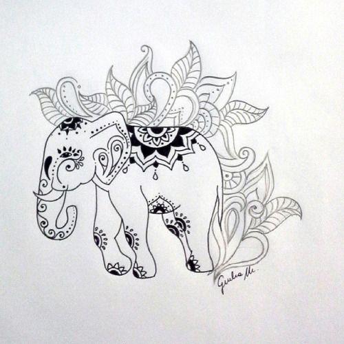 Risultati immagini per disegni tumblr fiori maori for Disegni da colorare tumblr