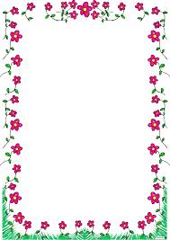 Risultati immagini per cornici di fiori Cornice di fiori
