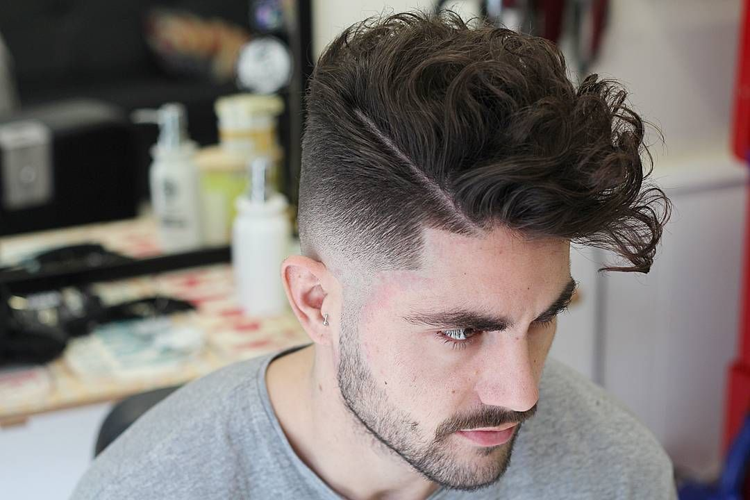 Curly Top Hairstyle quick hairstyle ideas