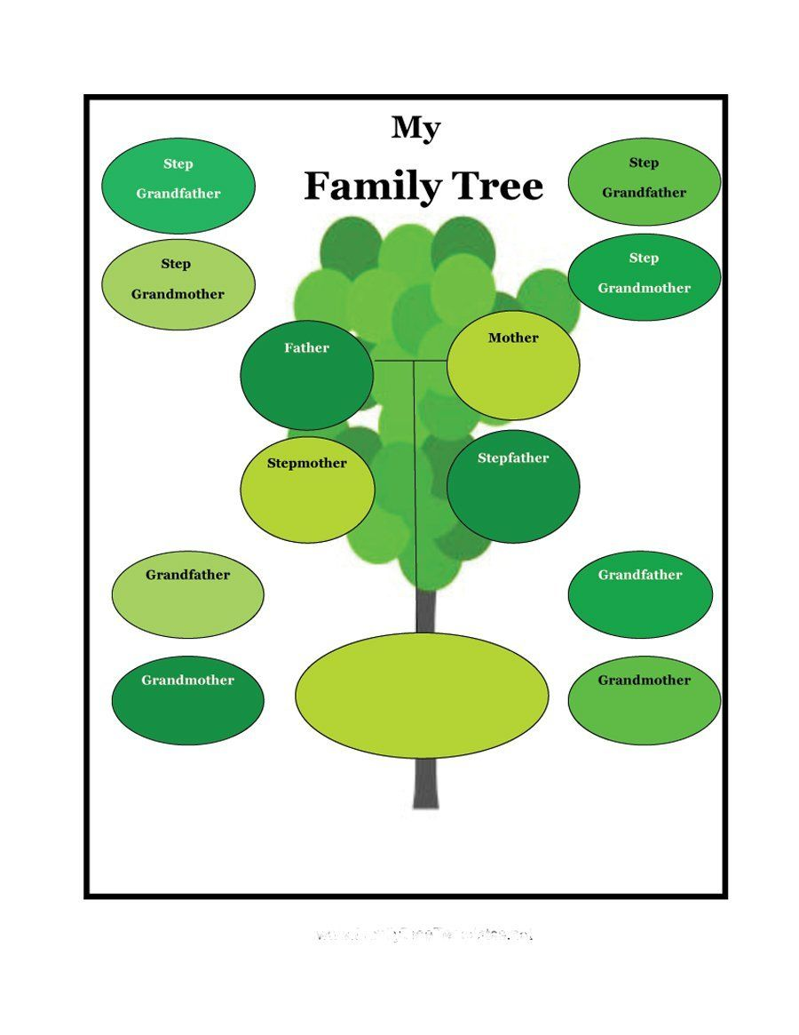 Download Family Tree Template 42 Family Tree Template Word Family Tree Template Free Family Tree Template