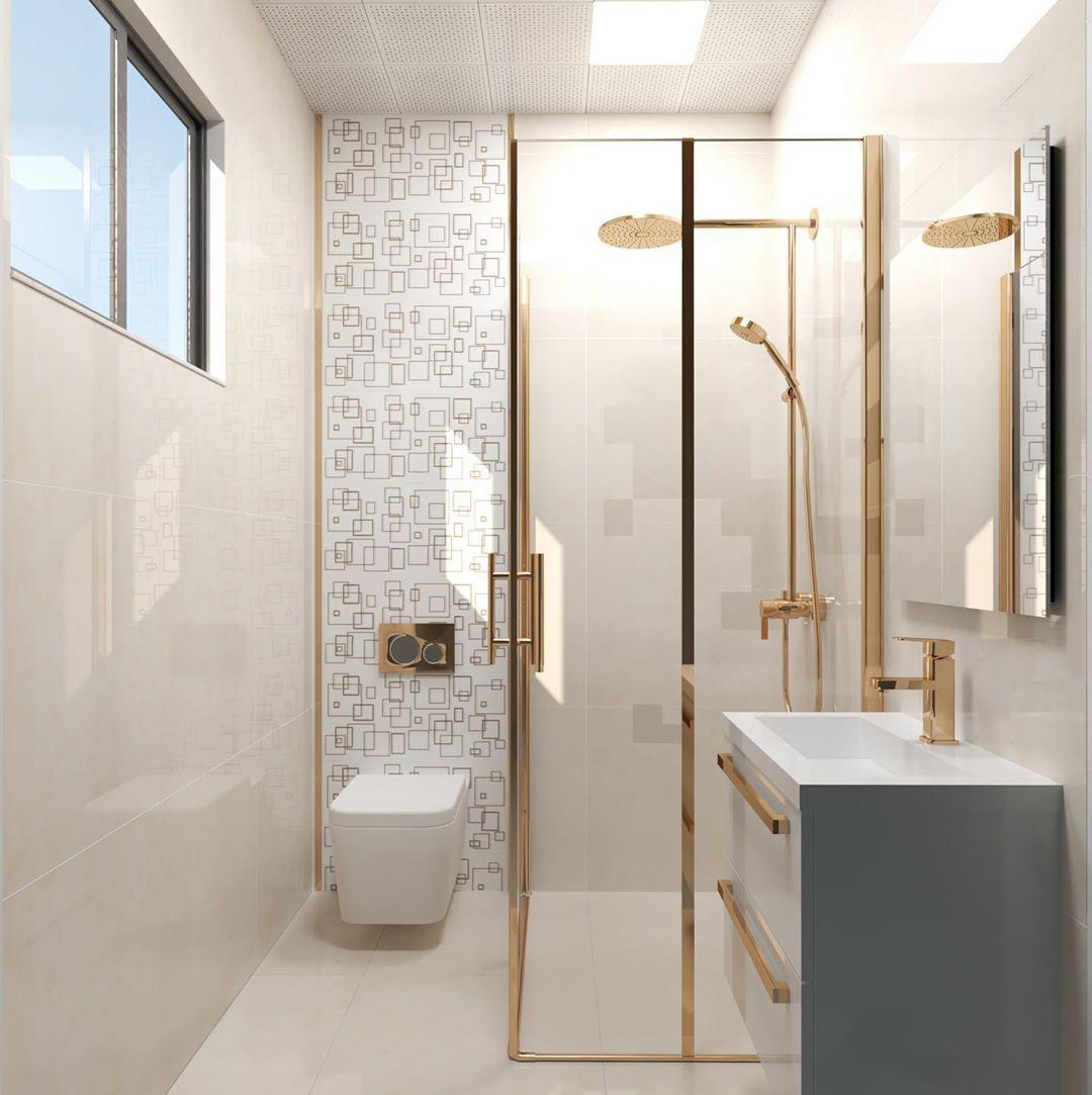 12 Model Kamar Mandi Minimalis Modern Terbaru 2020 Dekor Rumah Kamar Mandi Minimalis Ide Kamar Mandi Gaya Kamar Mandi Minimalist bathroom model size