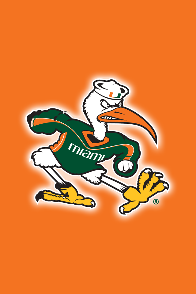 Get a Set of 12 Officially NCAA Licensed Miami Hurricanes