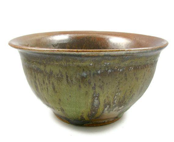 Faceted Clay Bowl Handmade Wheel Thrown Ceramic By Patspottery Wheel Thrown Ceramics Clay Bowl Handmade Bowl
