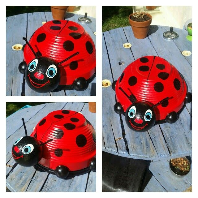 Deco Pot De Terre Coccinelle Stuff To Buy Pinterest