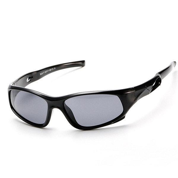 dba0a3d291 Kids Polarized Flexible Anti-UV Eyewear HD Lens Outdoor Sports Visor Soft  Frame Sunglasses