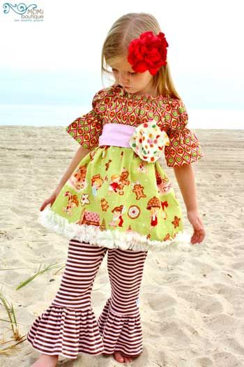 3eaabb38cb8 Holiday boutique outfit Holiday cookie kids MOMI boutique